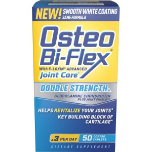 Osteo Bi-Flex With 5 Loxin Adv 50 Caplet