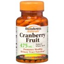 SD Cranberry Fruit 475Mg Capsules