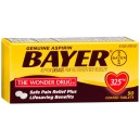 BAYER ASPIRIN 325MG COATED TABLETS