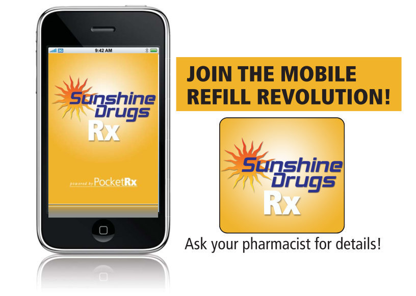 Sunshine Drugs App